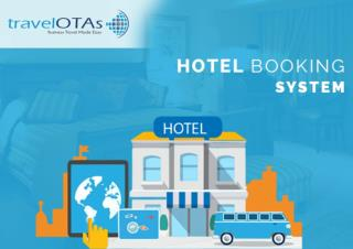 Hotel Booking API Provider