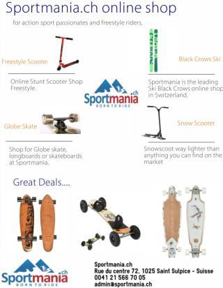 Sportmania Online shop