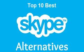 Top 10 Best Skype Alternatives