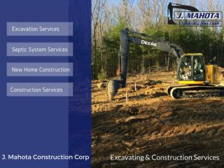New Home Construction Company in MA