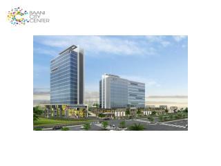 Baani City Center Gurgaon