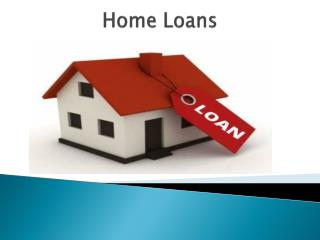 Home Loans - Discovering Capital in Your Home
