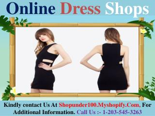 Online Dress Shops USA