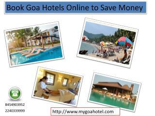 Best Deals for Beach Hotels Goa