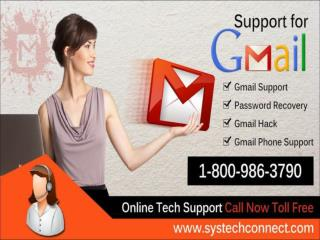 Gmail Support Number Call @ 1-800-986-3790