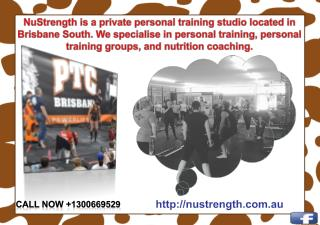 Fitness Group Training South Brisbane