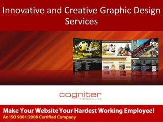 Innovative and Creative Graphic Design Services