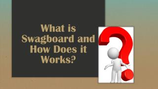 What is Swagboard and How Does it Works?