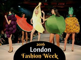 London Fashion Week