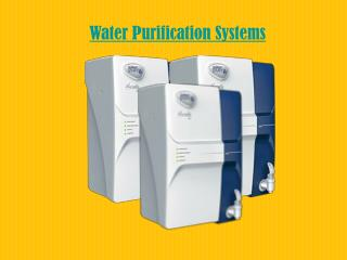 Water Safety With Pureit Water Purification System