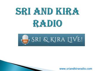 Sri and Kira Radio FREE READINGS
