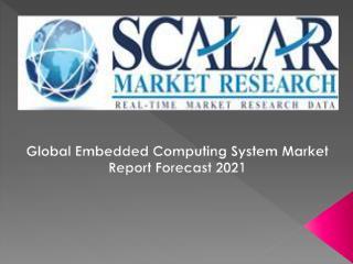 Embedded Computing System Market
