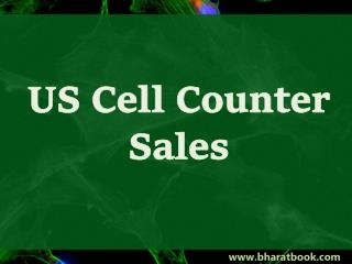 United States Cell Counter Sales