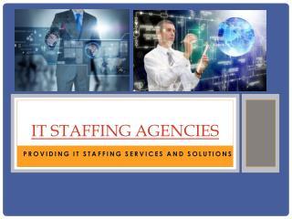 IT Staffing