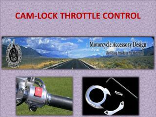CAM-LOCK THROTTLE CONTROL