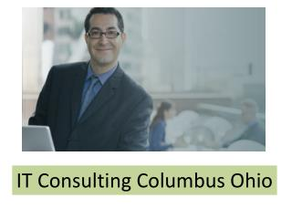 IT Consulting Columbus Ohio