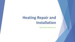 Heating repair coppell TX