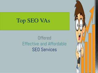 Top SEO VAs Offered Effective and Affordable SEO Services