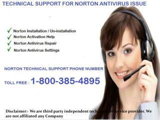 1(8OO)-385-4895 Norton Internet Security Error Customer Service Phone Number