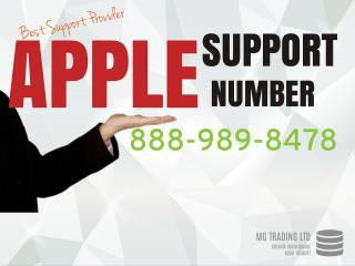 Apple MAC Technical Support Number 1-888-989-8478