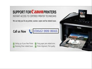 printers LIFE 1 855 999 8045 CANON printer technical support telephone number