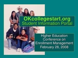 OKcollegestart Student Information Portal