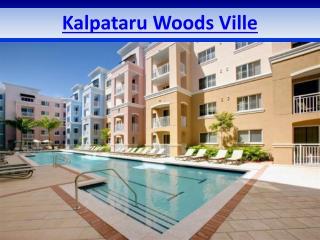 Kalpataru Woods ville is located at Powai in Mumbai