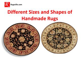 Rugsville | Different Sizes and Shapes of Rugs
