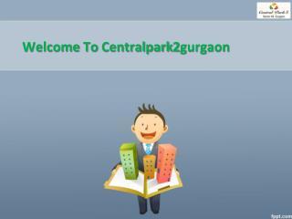 Central Park2 Sector 48 Gurgaon