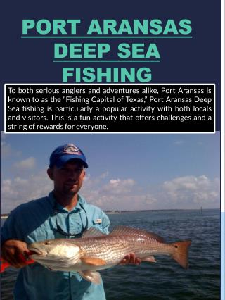 Port Aransas Charter Fishing