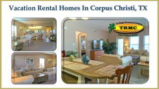 Vacation Rental Homes In Corpus Christi, TX