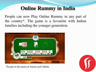Online Rummy in India | Rummy Passion