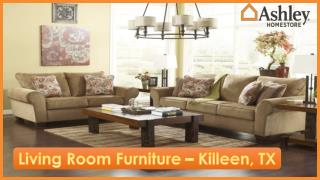 Living Room Furniture – Killeen, TX