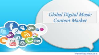 Global Digital Music Content Market