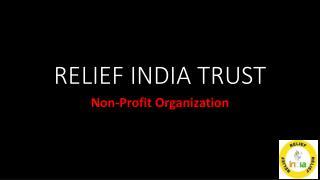 Relief India trust eduaction