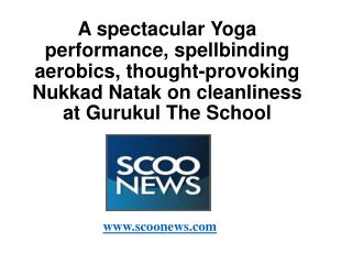 'Krishna Ki Class' - A Modern Day Katha Srijan at Gurukul