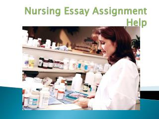 Nursing Assignment Help from Nursing Experts in Singapore
