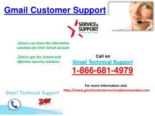 Contact Gmail Helpline Number 1-866-681-4979