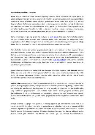 Canlı Bahiste Nasıl Para Kazanılır.pdf