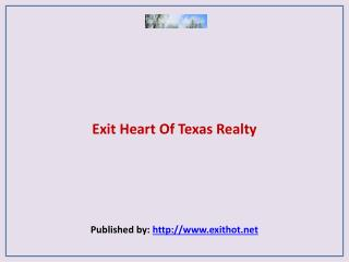 Exit Heart of Texas Realty