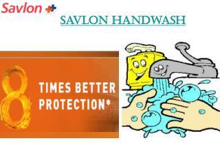 Protecion With Savlon Handwash, Savlon Antiseptic Liquid