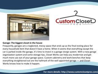 Custom Closet Pros