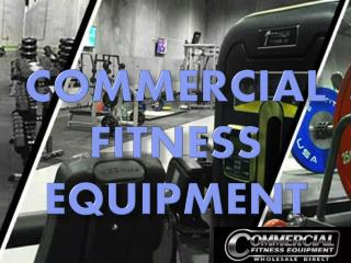 Gym Equipment For Sale - commercialfitnessequipment.com.au