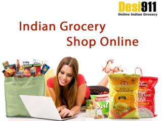 Desi911.com - Indian Grocery Shop Online