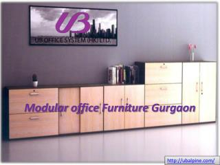 Modular Office Furniture Gurgaon