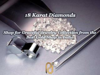 Shop for Graceful Jewelry Collection from the Best Gold Shop in India