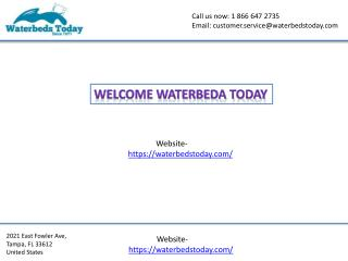 Water bed dealer