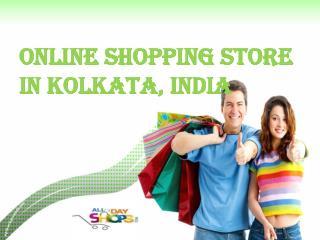 Online Shopping Store  in Kolkata, India