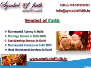 Best Matrimonial Services in Delhi