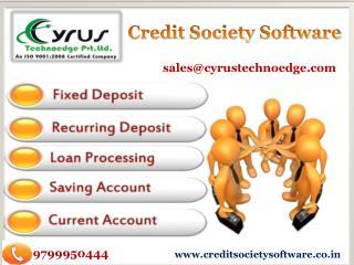 Get Credit society software with Finsuperb v 4.0